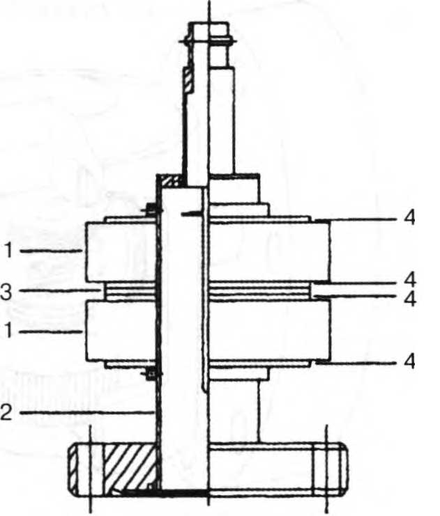 двойной инверсно магнетронный вакуумметр