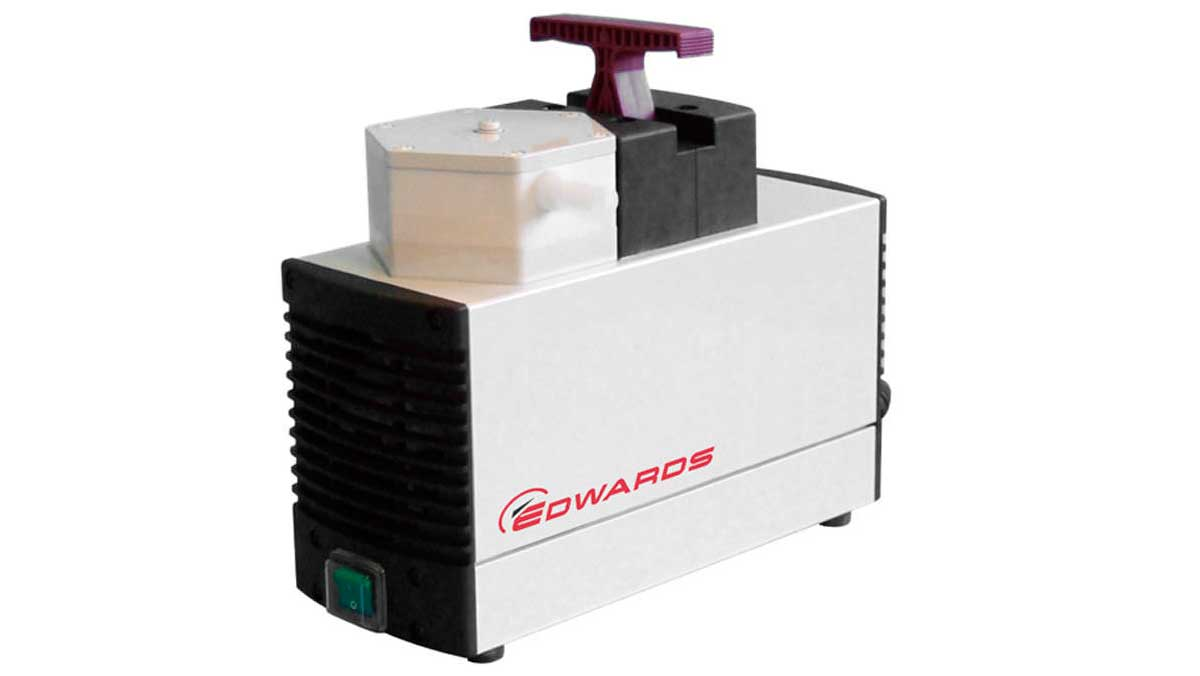 вакуумный диафрагменный насос edwards d lab