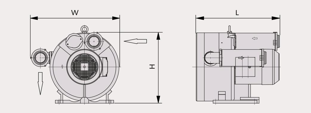 размеры busch samos sb 0080 - 0200 d2