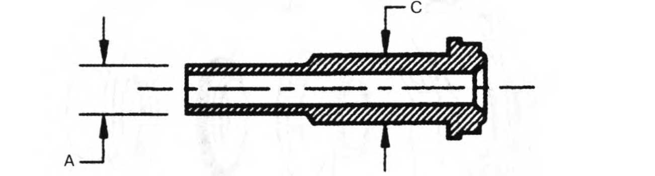 размеры фланцев с торцевым уплотнением