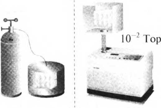 течеискание методом обратного тока