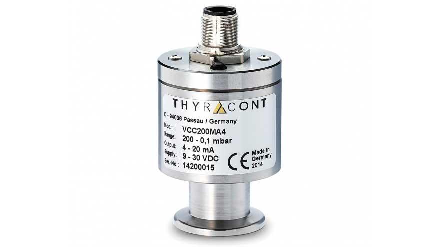 вакуумметр thyracont analogline vcc200