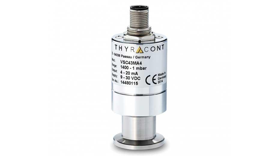вакуумметр thyracont analogline vsc43